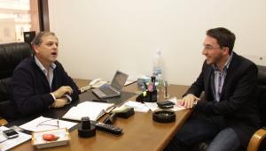 Meeting with Defreij